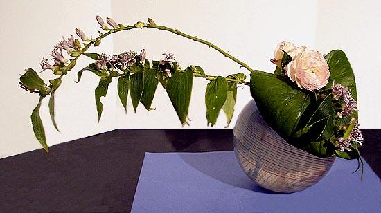 Art Loop Ikebana Exhibition 10 7 11