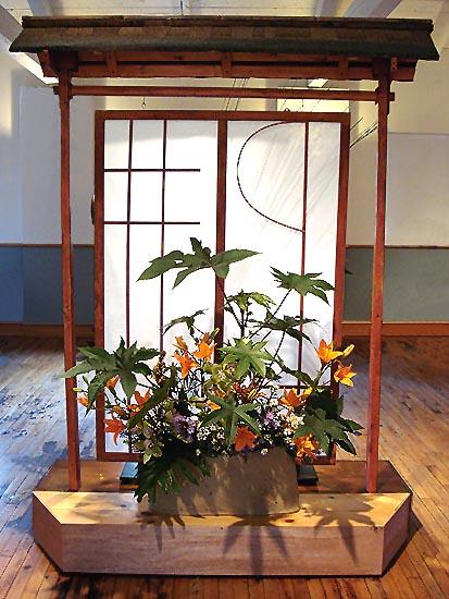 Art Loop Ikebana Exhibition 11 5 2010